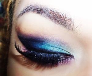 eyeshadow, makeup, and motd image