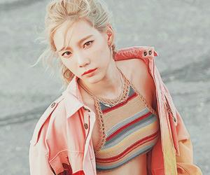 taeyeon and snsd image