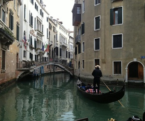 venice, beautiful, and travel image