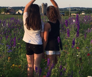 best friends, photography, and bff image