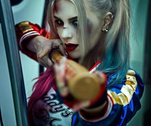 suicide squad, harley, and harley quinn image