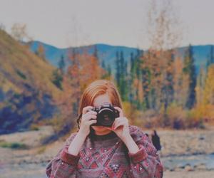 alternative, autumn, and bright image