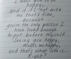 love, quotes, and happy image