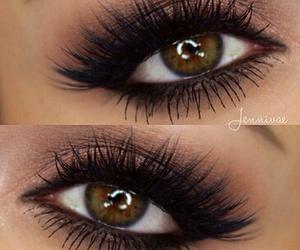 fashion, make up, and makeup image