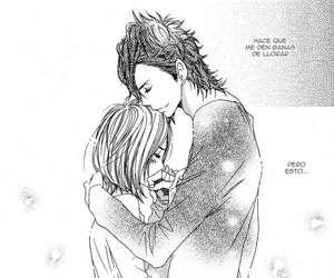 manga, say i love you, and couple image