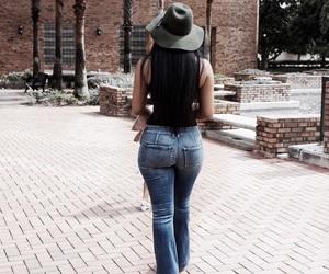 fashion, fashion blogger, and hat image
