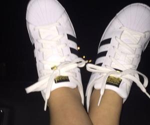 adidas, dark, and Late image