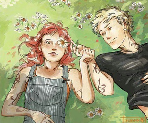 clace, book, and clary fray image