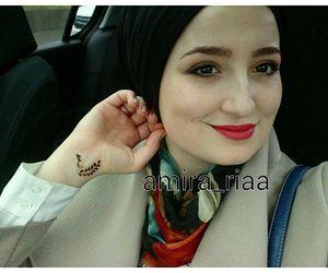 arab, beautiful, and beauty image