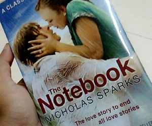 thenotebook, nicholassparks, and bookquotes image