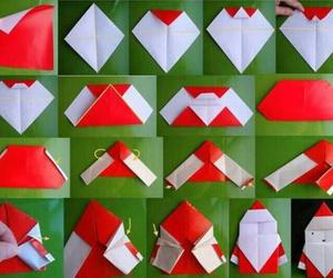 diy, christmas, and origami image