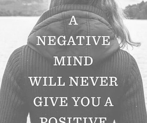 negative and positive image