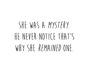 girl, motivation, and mystery image