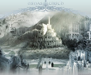 j.r.r. tolkien, LOTR, and middle earth image