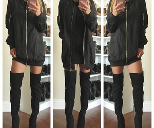 black, fashion, and heyitsannabanana image