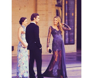 gossip girl, blake lively, and serena image