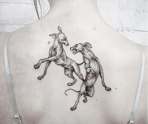 cool, designs, and tattoo image