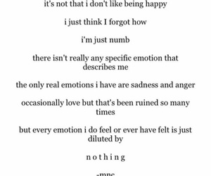 anger, emotions, and nothing image