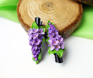 etsy, hair accessories, and floral accessories image