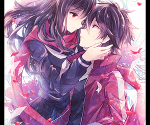 anime, ayano, and couple image