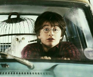 car, harry potter, and lockscreen image