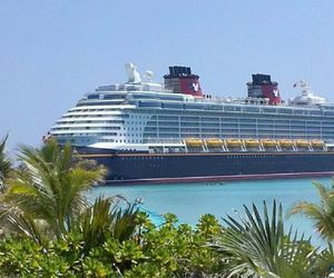 cruise, disney, and travel image
