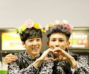 idol, u-kiss, and kiseop image
