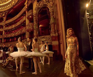 ballet, fashion, and model image