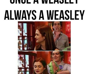 always, bonnie wright, and fred and george image