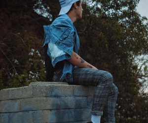 blue, pattern, and kian lawley image