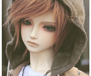 doll, bjd, and fashion image