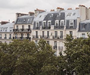 architecture, building, and paris image