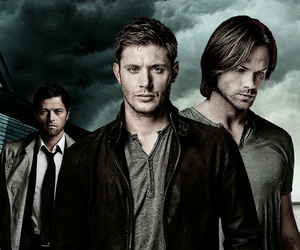 dean winchester, supernatural, and the cw image