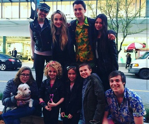 disney, sabrina carpenter, and adventures in babysitting image