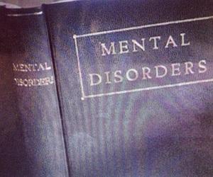 book, mental disorder, and mental image