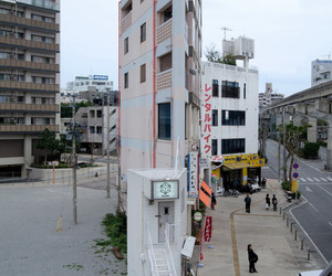 japan and building image