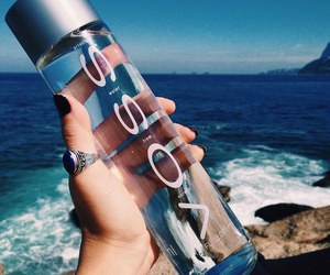 water, voss, and summer image