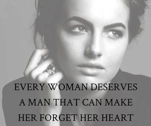 broken, deserve, and heart image