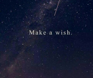 make a wish, night, and tumblr image