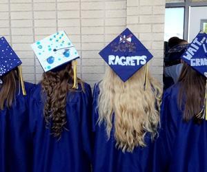 america, seniors, and caps image