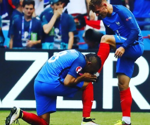 france, payet, and griezmann image