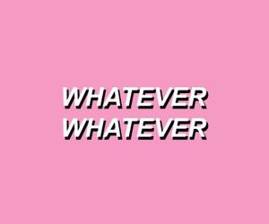 pink, whatever, and melanie martinez image