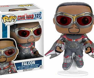 falcon and funko pop image