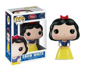 snow white and funko pop image