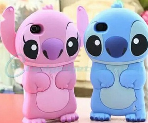 cute, case, and stitch image