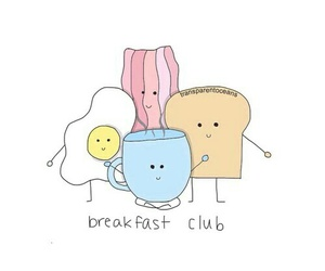 overlay, breakfast, and transparent image