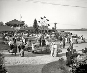 1800s, bw, and fair image
