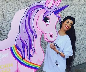 unicorn and superwoman image