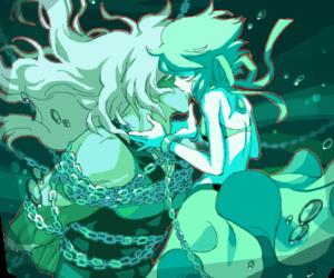 cartoon, kiss, and su image