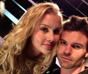claire holt, The Originals, and daniel gillies image